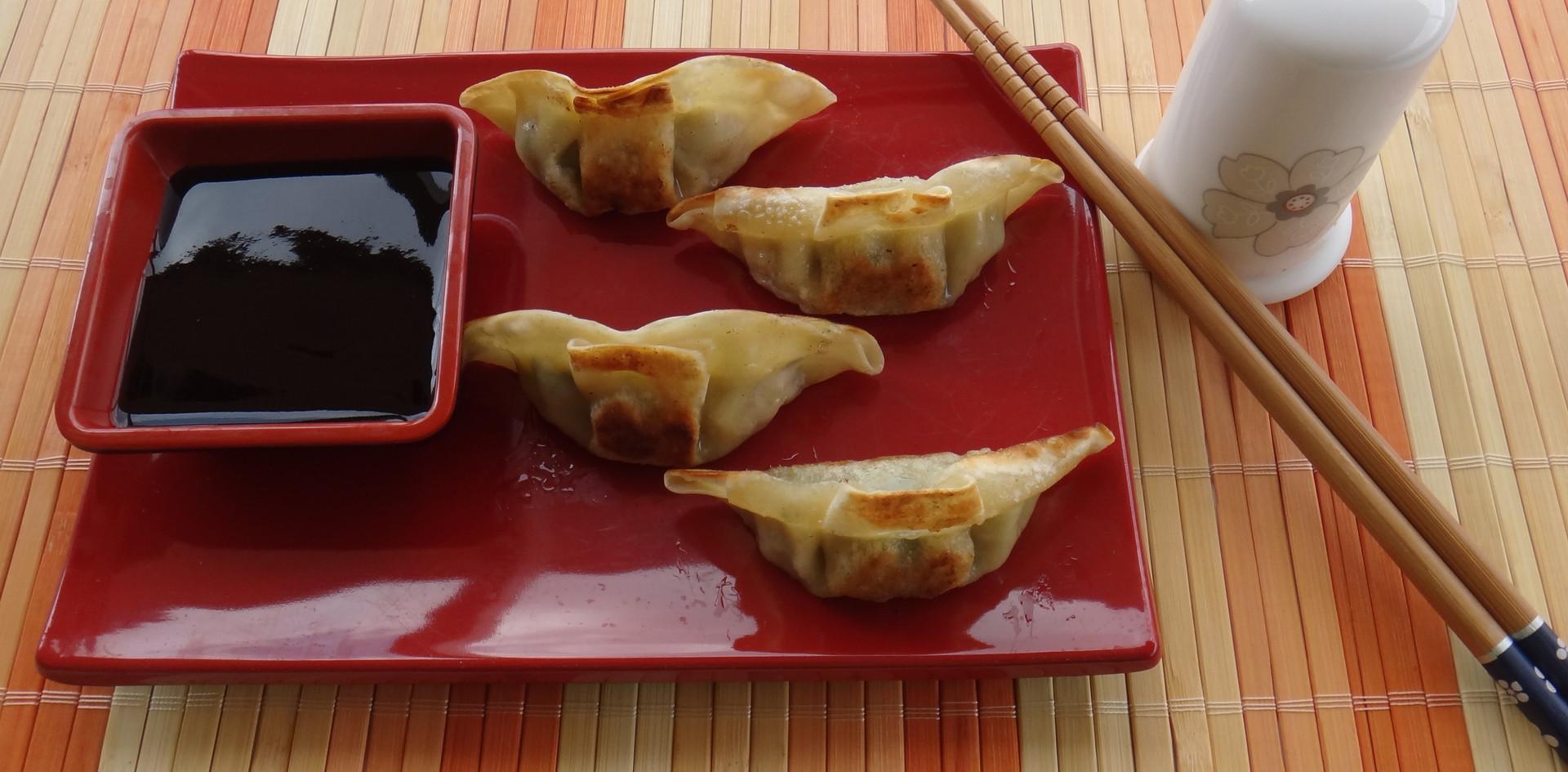 Gyoza/Fried Chicken Dumpling