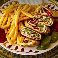 Chicken Shawerma Meal