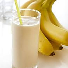 Banana & Milk Cocktail(L)