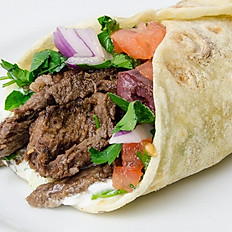 Steak Shawerma Sandwich/ XL