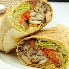 Chicken Shawerma Sandwich/ XL