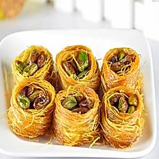 Eshelbolbol w/pistachios