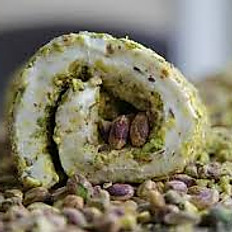 Coated with Pistachios/Pound