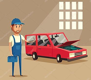 Réparation garage entretien mécanique carrosserie