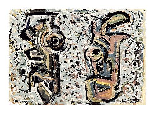 Duas Máscaras - 2002