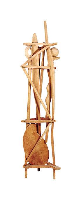 Torre para Giacommetti II - 2000