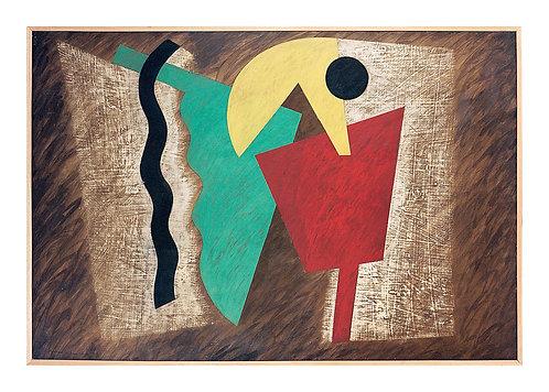 Vermelho, Amarelo e Verde - 1985