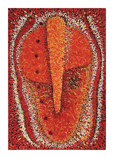Máscara Vermelha - 2003