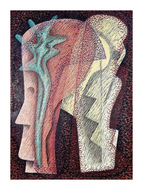 Duas Máscaras - 2004