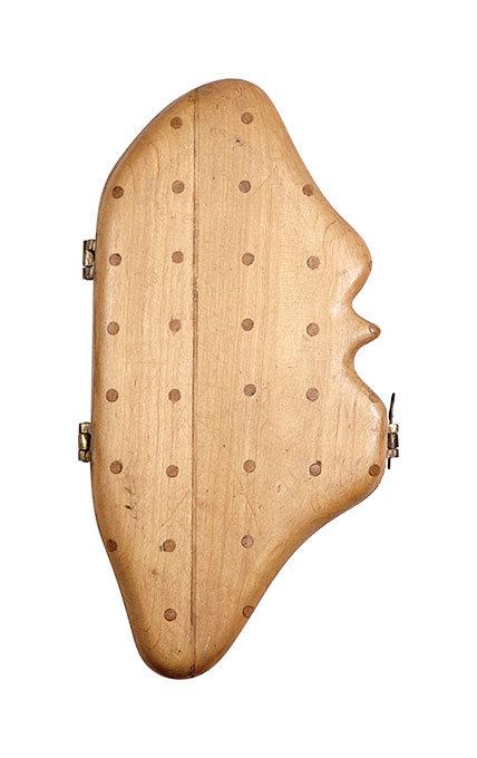 Caixa com Máscaras de Duas Faces - 1999