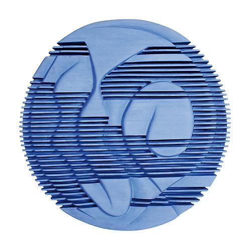 Mandala Azul - 2002