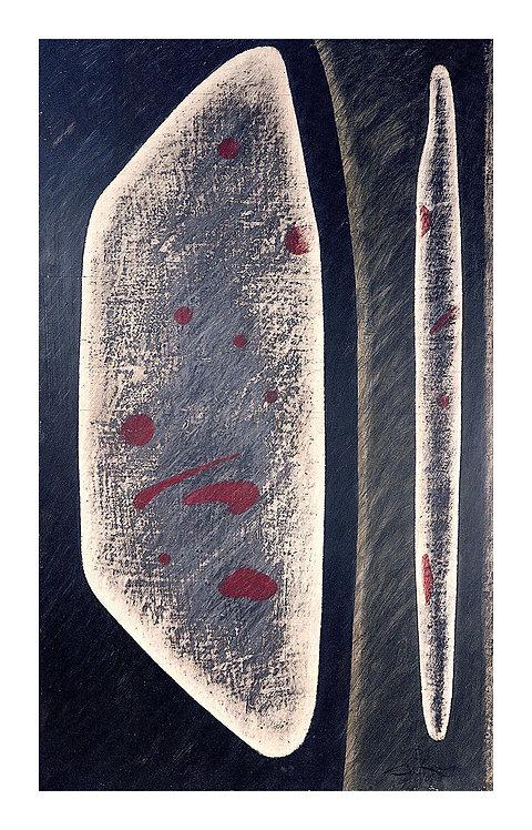 Pedra com Sinais - 1989
