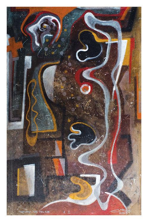 Noturno para Paul Klee - 2015