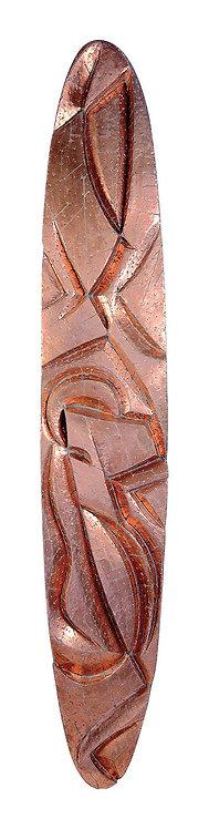 Relevo Ovalado em Cobre I - 2003
