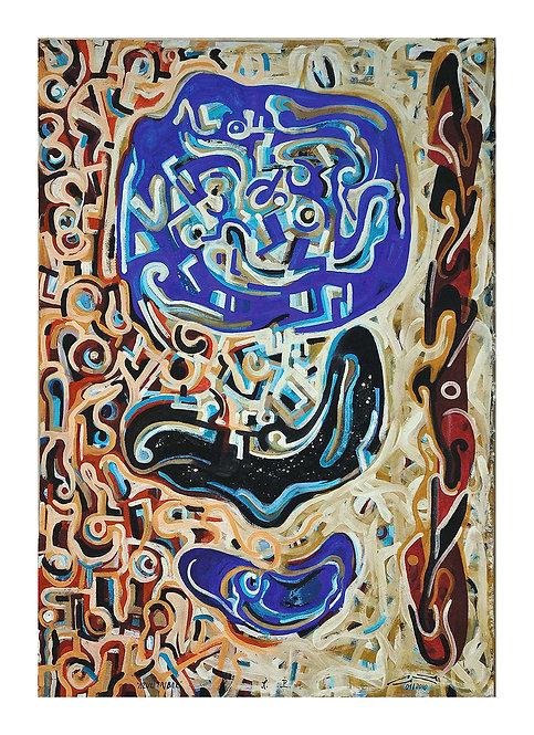 Azul Tribal - 2010
