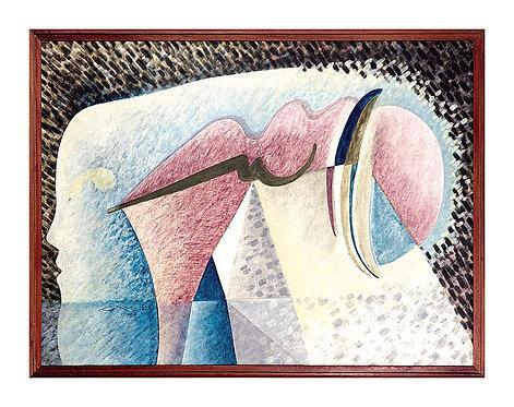 Monumento ao Bigode de Dali - 1984