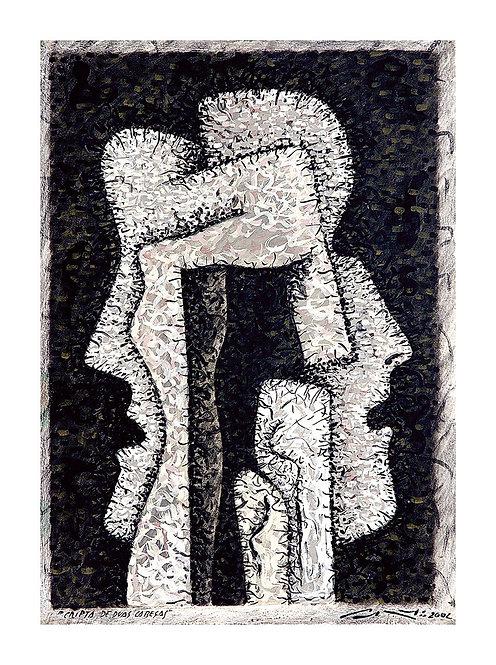 Cripta de Duas Cabeças - 2002