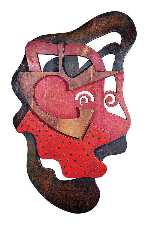 Perfil para Picasso - 1983