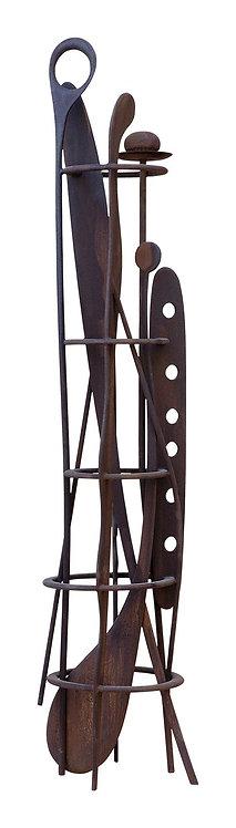Torre para Giacommetti III - 2009