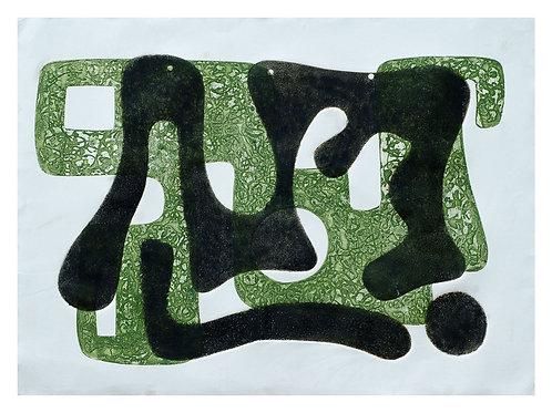 Negro Sobre Verde - 2014