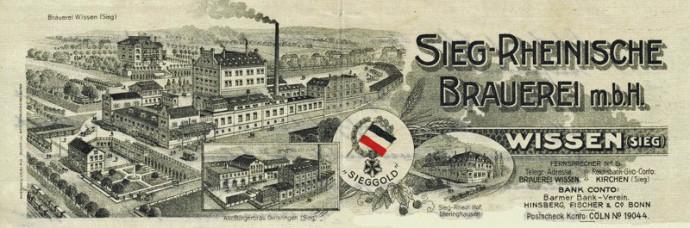 Sieg Reinische Brauerei