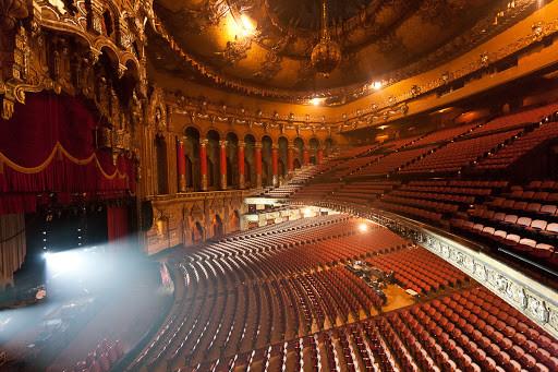 Fox Theater Detroit