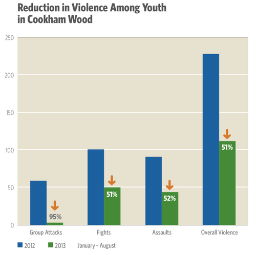 Cure Violence - Violence among youth res