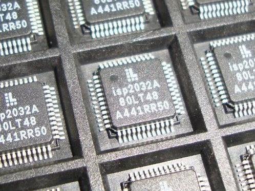 LATTICE ISP2032A ISP2032A-80LT48