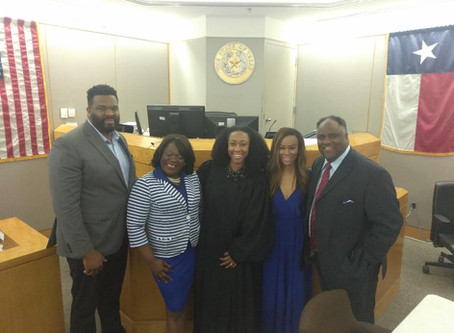 STATE JUDGE PARTNERS WITH ETIQUETTE ASSOCIATION TO EMPOWER PARTICIPANTS