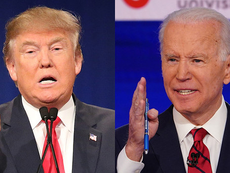 Tuesday Night's 2020 Presidential Debate...A Lesson in Rude