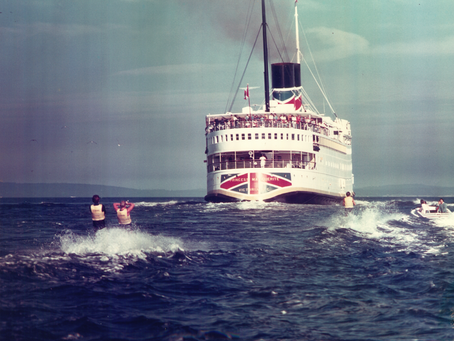 Reminiscing on the 1970s Princess Marguerite Water Ski Stunt with Bruce Amundson