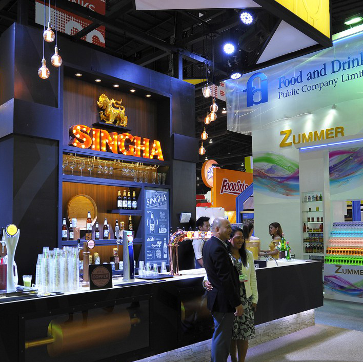 Top 3 Booths At THAIFEX 2016 (Bangkok, Thailand
