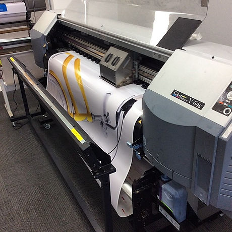 Prints being prepared for the brand new _ray white_ burpengary_Opening next week! #mandspaintersands