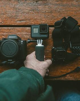 attreazzatura fotografica viaggi