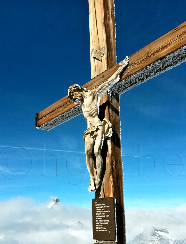 Matterhorn Kreuz