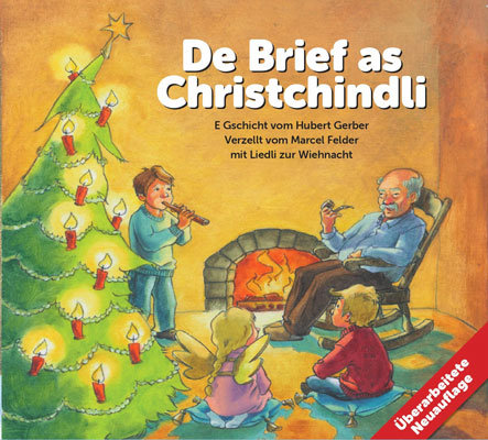 Audio CD - De Brief as Christchindli