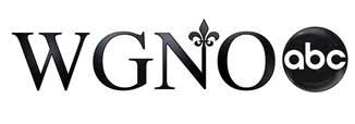Logo for WGNO New Orleans that published an article about Felix's Restaurant & Oyster Bar in New Orleans, LA