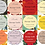 Thumbnail: Scented Glass Massage Candles 13 Scents