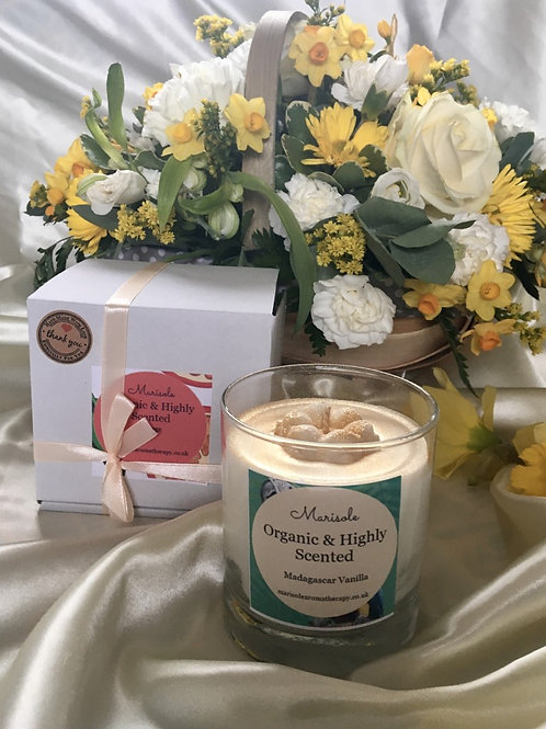 Highly Scented Soy Wax Candles 20 Types
