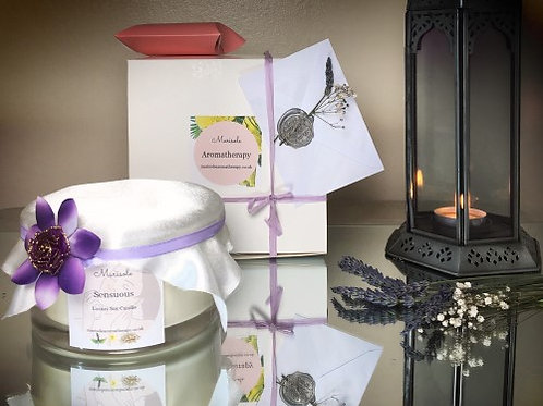 Sensuous Luxury Soy Candle