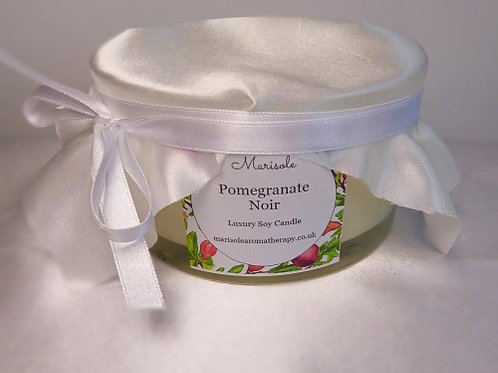 Pomegranate Noir Luxury Soy Candle