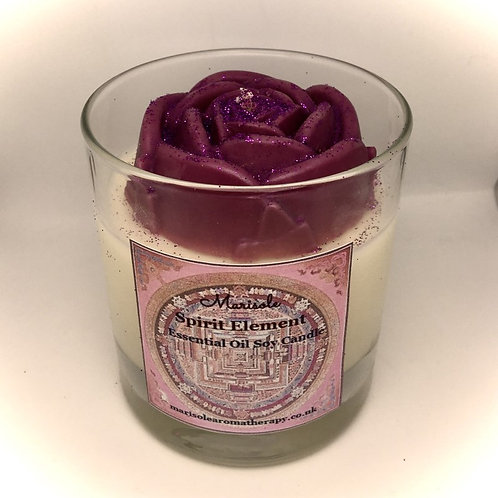 Spirit Element Essential Oil Candle