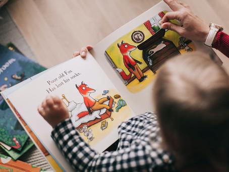 讀甚麼故事書?