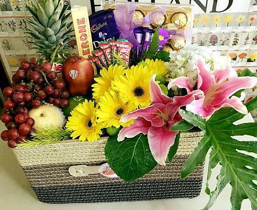 Choco Fruity Florals