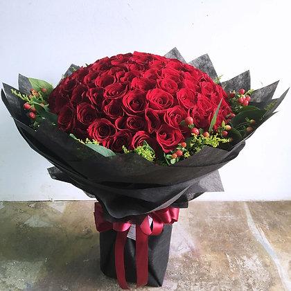 99 Local Roses