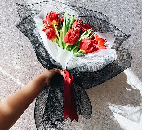 Tulips Ten