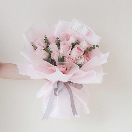 Imported Dozen Rose