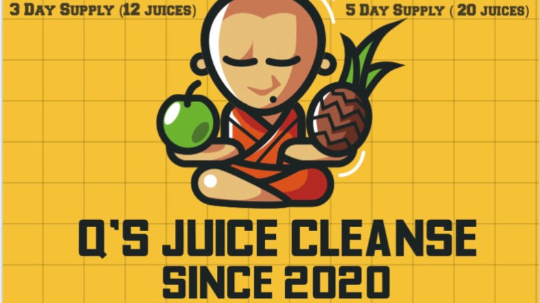 5 day juice supply/Seamoss/ Any Capsule Deal