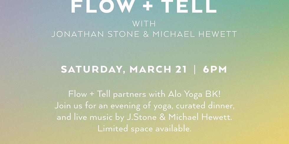 Flow+Tell x Alo Yoga feat. J. Stone & Michael Hewett
