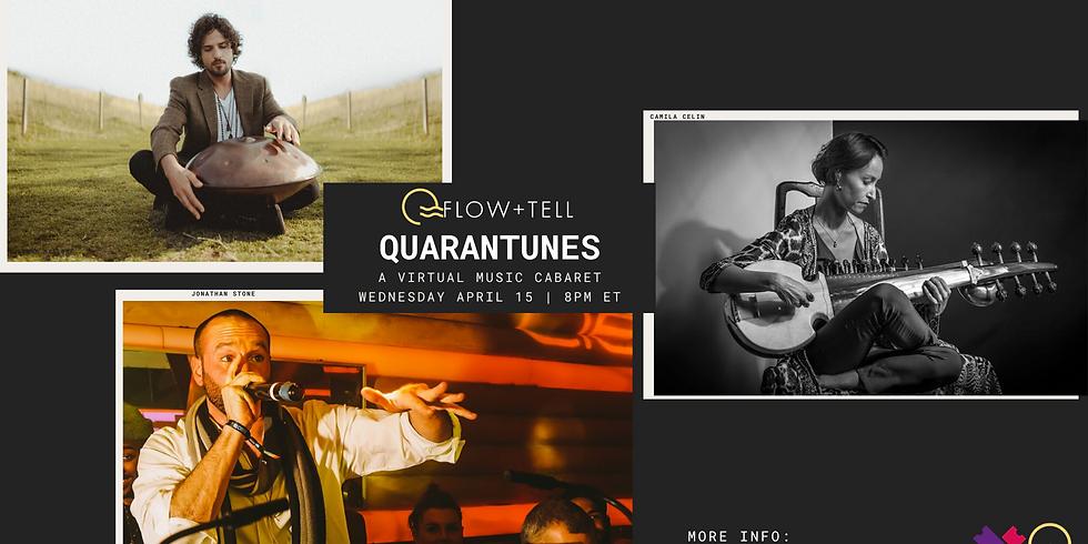 Quarantunes, A Virtual Music Cabaret